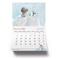 Calendario de pared 2021 Algar Minimoni