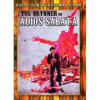 Adiós Sabata - DVD
