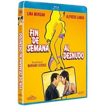 Fin de semana al desnudo - Blu-Ray