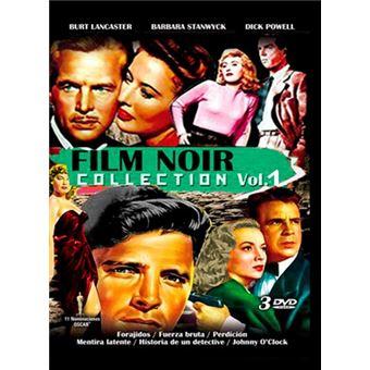 Film Noir Collection Vol. 1 - DVD
