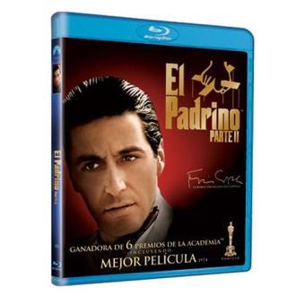 El Padrino II: La remasterización de Coppola - Blu-Ray
