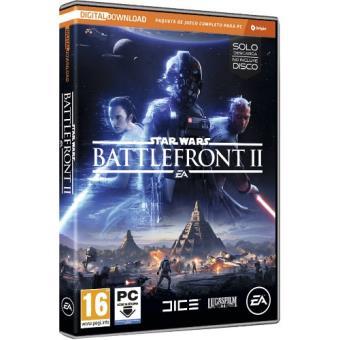 Star Wars: Battlefront II (Código de descarga) PC