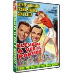 DVD-LLEVAME A VER EL PARTIDO