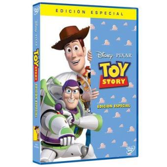 Toy Story Ed Especial - DVD