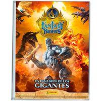 Blíster con 7 sobres Fantasy Riders 2 - La invasión de los gigantes