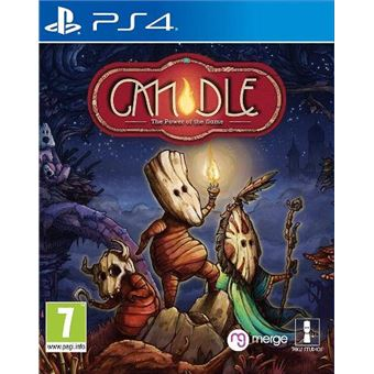 Candle The Power of the Flame PS4