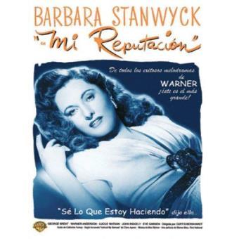 Mi reputación - DVD