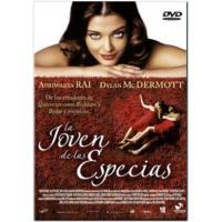 La joven de las especias - DVD