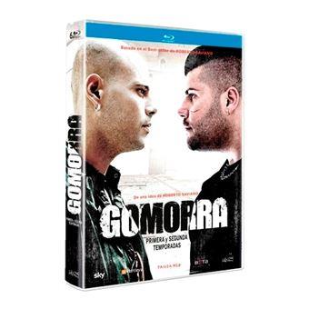 Gomorra - Temporada 1-2 - Blu-Ray