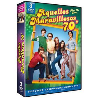 Aquellos maravillosos 70 Temporada 2 - DVD