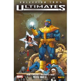 100% Marvel. Ultimates 2