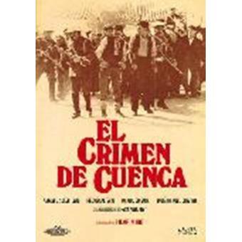El crimen de Cuenca - DVD