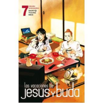 Las vacaciones de Jesús y Buda 7