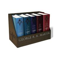 George R. R. Martin's A Game of Thrones Boxed Set (Song of Ice and Fire Book Series)