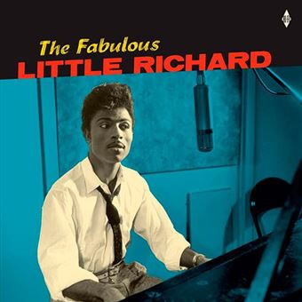 The Fabulous Little Richard - Vinilo