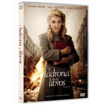 La ladrona de libros - DVD