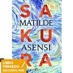 Sakura - Libro Firmado
