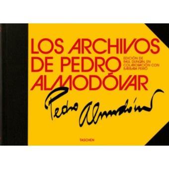 Los archivos personales de Pedro Almodóvar - Oferta. Antes 150 €
