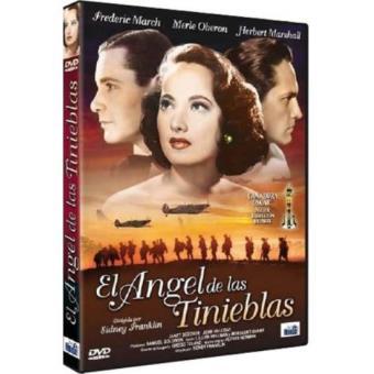 El ángel de las tinieblas - DVD