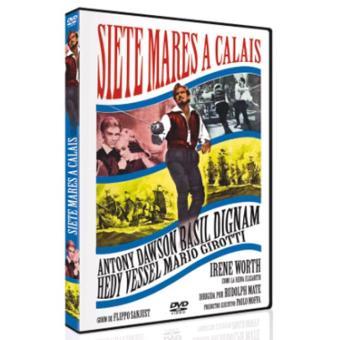 Siete mares a Calais - DVD