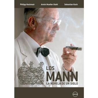 Los Mann. La novela de un siglo - Miniserie - DVD