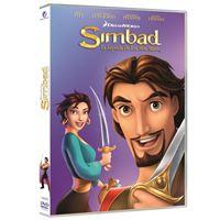 Simbad: La leyenda de los siete mares - DVD