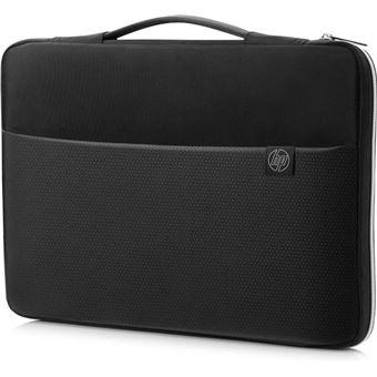 Funda HP Carry Sleeve Negro para portátil 15,6''