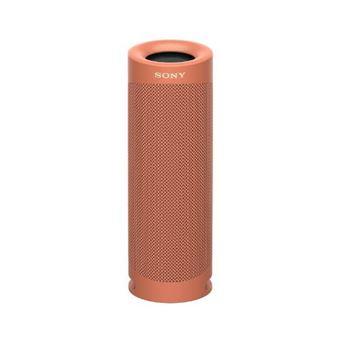 Altavoz Bluetooth Sony SRS-XB23R Rojo