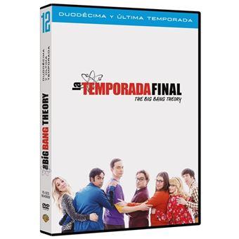 The Big Bang Theory Temporada 12 - DVD