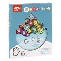 Puzzle equilibrio 16 piezas