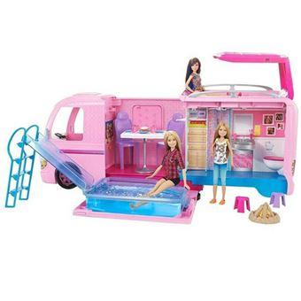 Mattel - Supercaravana de Barbie