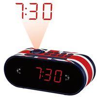 Radio despertador Dcybel London