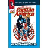 Capitán América. Resplandor rojo