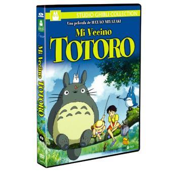 Mi vecino Totoro - DVD