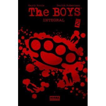 The Boys Integral 2