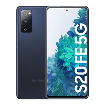 Samsung Galaxy S20 FE 5G 6,5'' 128GB Azul