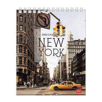 Calendario de mesa 2020 Legami - New York