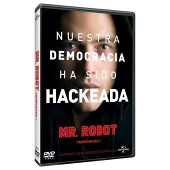 Mr. Robot Temporada 1 - DVD