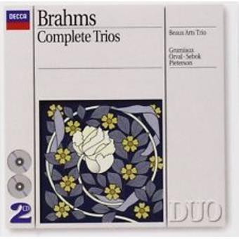 The Complete Trios. Brahms