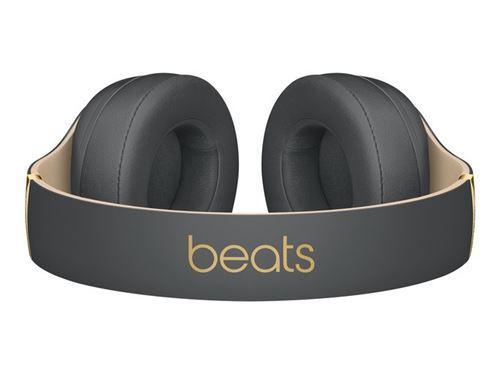 514ec9a68fb Auriculares Noise Cancelling Beats Studio3 Gris profundo - Auriculares  Bluetooth - Los mejores precios   Fnac