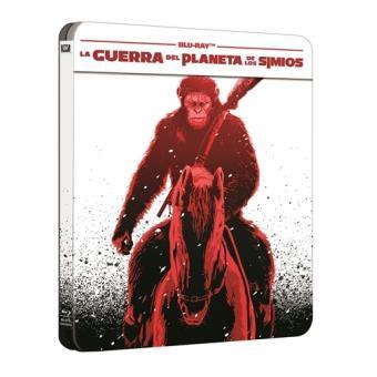 La Guerra del Planeta de los Simios - Steelbook Blu-Ray