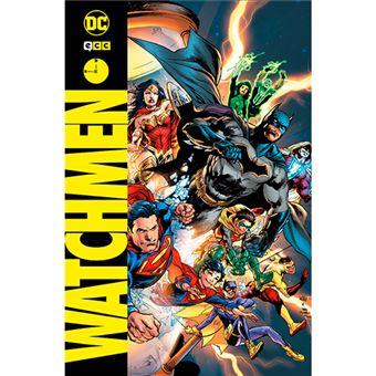 Coleccionable Watchmen 14 de 20