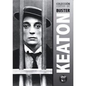 Buster Keaton (Volumen 1): Colección cortometrajes - DVD