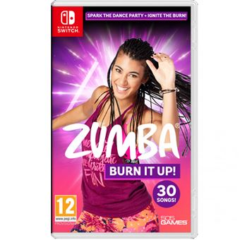 Zumba Nintendo Switch