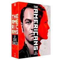 The Americans  Serie Completa - DVD - Exclusiva Fnac