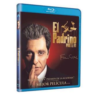 El Padrino III: La remasterización de Coppola - Blu-Ray