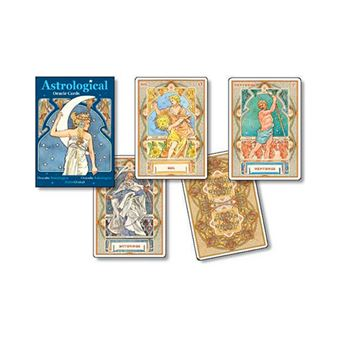 Astrological - Oracle Cards