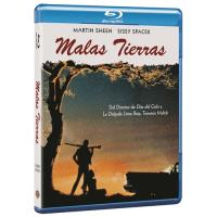 Malas tierras - Blu-Ray - Exclusiva Fnac
