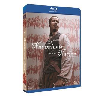 El nacimiento de una nación - Blu-Ray