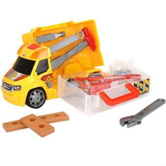 Camión maletín de herramientas con luz y sonido